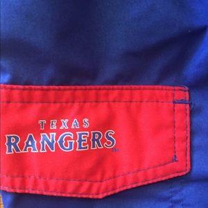 texas rangers swim trunks
